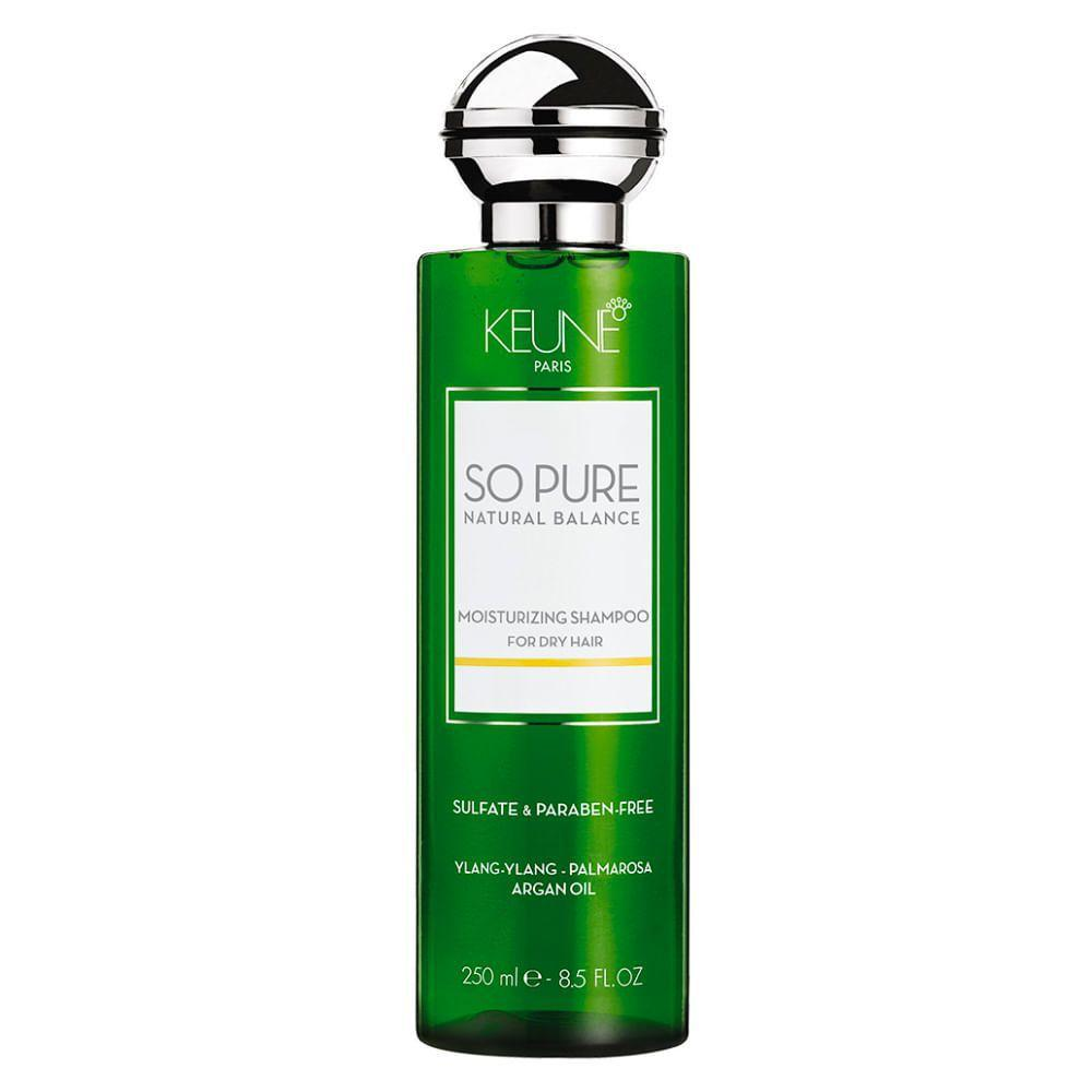 Keune So Pure Shampoo Moisturizing 250ml