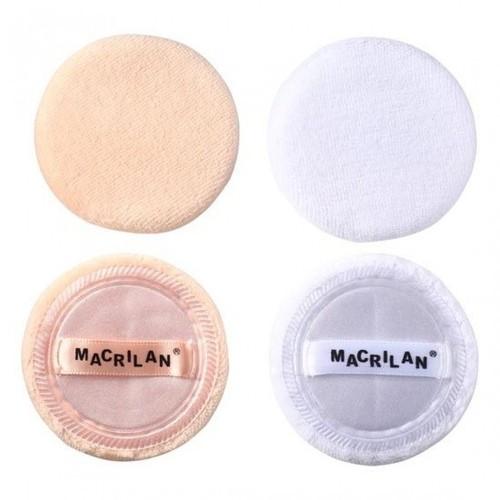 MacrilanKit Com 2 Esponjas Para Pó Ej 15