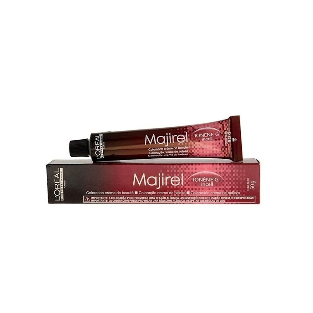 L'Oréal Professionnel Majirel Coloração 50g - 8.1 Louro Claro Acinzentado