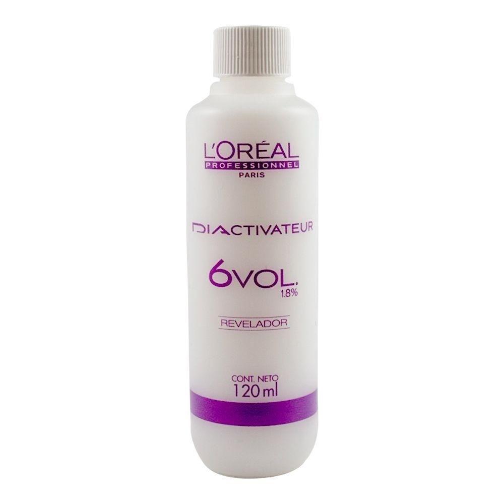 L'Oréal Revelador Diactivateur 1,8% 6 Volumes 120ml