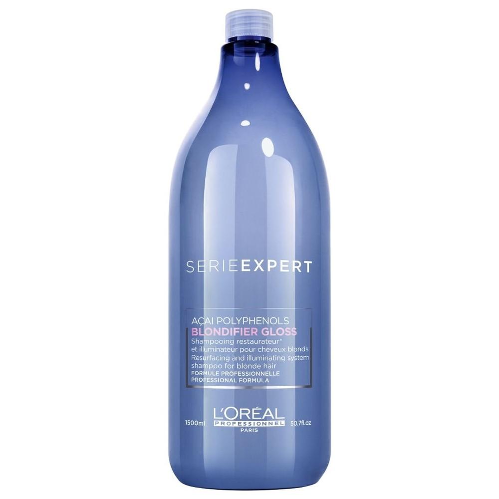 L'Oréal Shampoo Série Expert Blondifier Gloss 1500ml