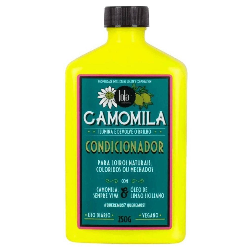 Lola Condicionador Camomila 250g