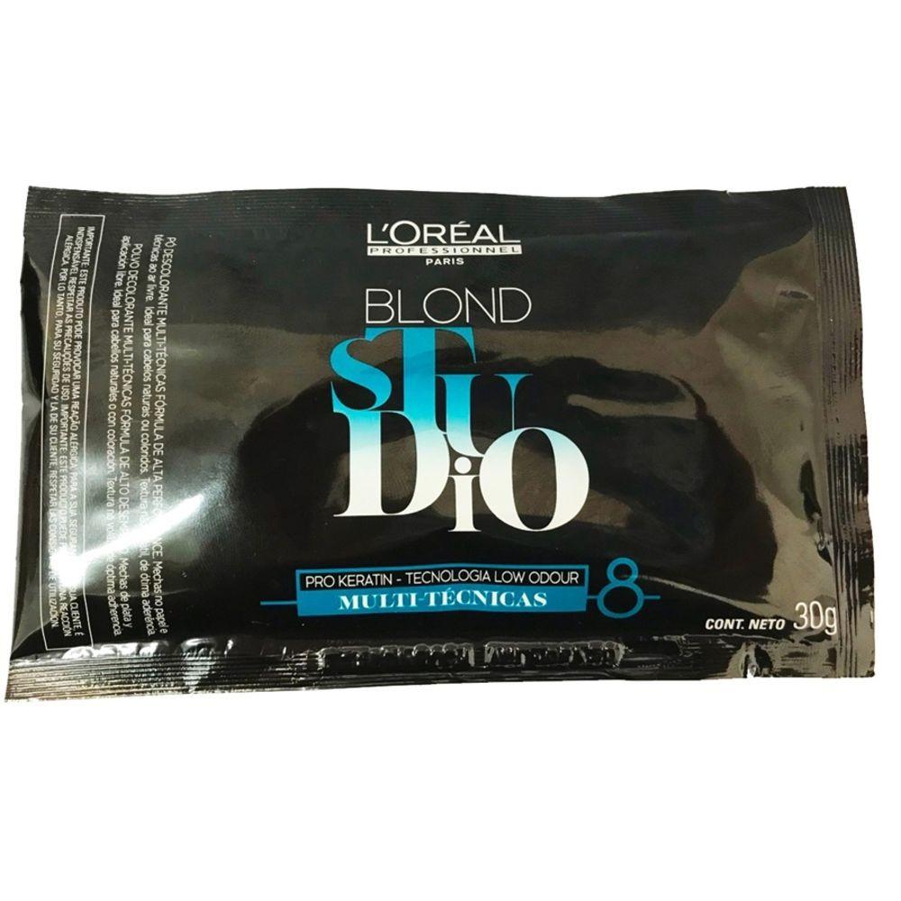 L'Oréal Blond Studio Pó Descolorante Sachê 30g