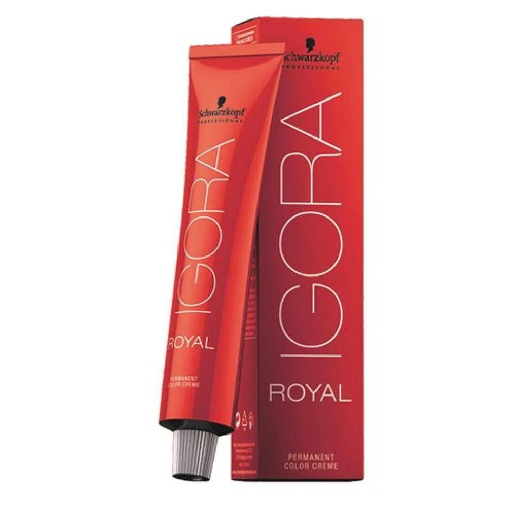 Schwarzkopf Coloração Igora Royal 60gr-Igora Royal 1-0