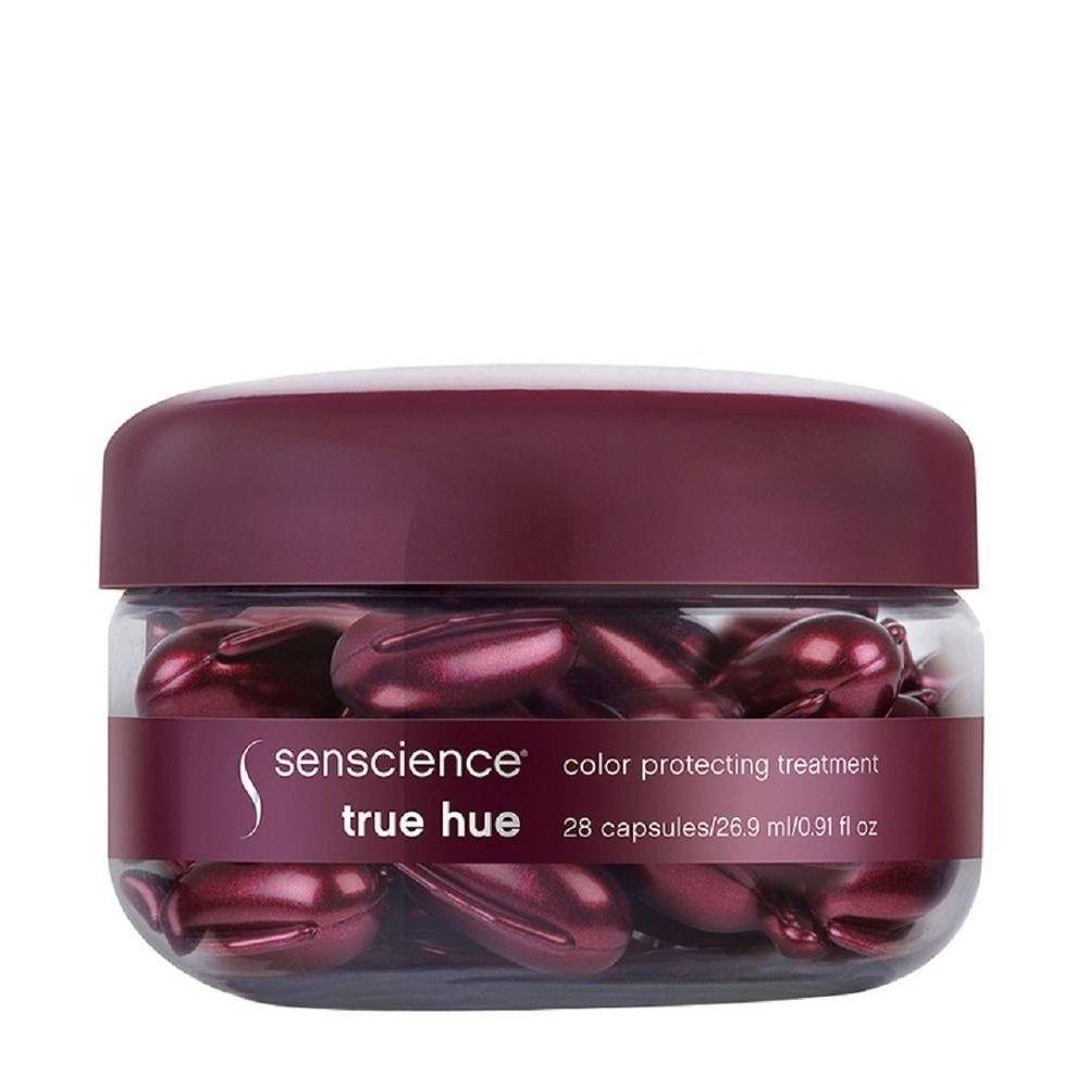 Senscience True Hue Color Protecting Tratamento 28 Cápsulas