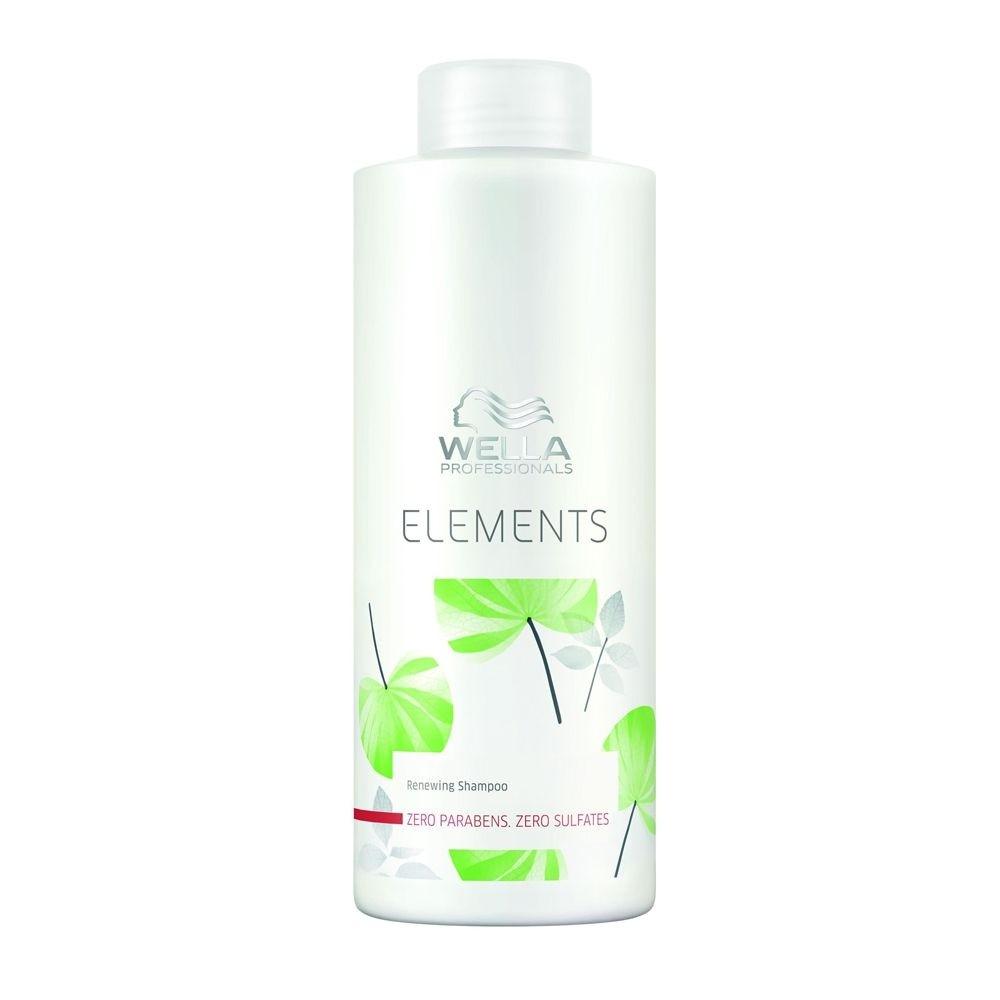 Shampoo Reparador Wella Professionals Elements 1000ml