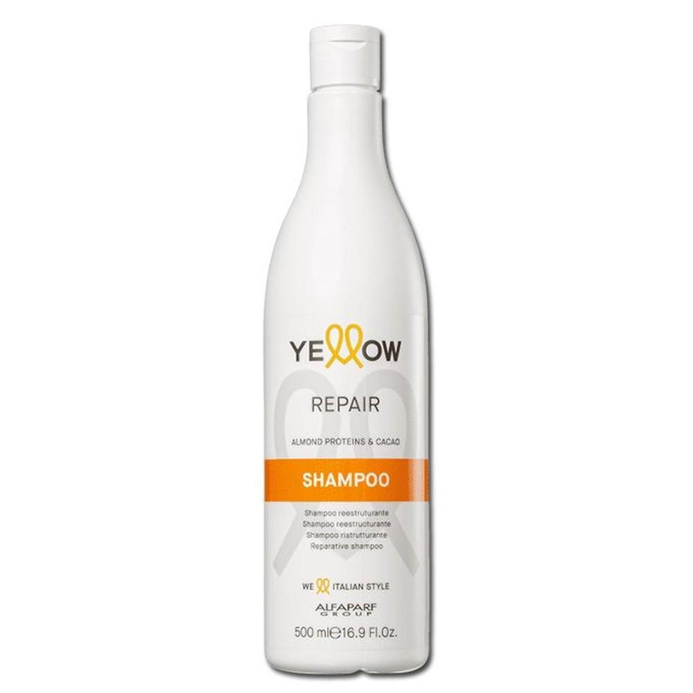 Yellow Fluído de Proteína Hair Repair Amêndoa e Manteiga de Cacau 100 ml