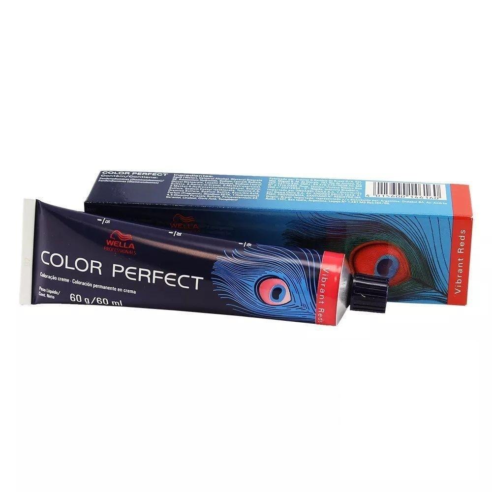 Wella Coloração Color Perfect 60G - 5/4