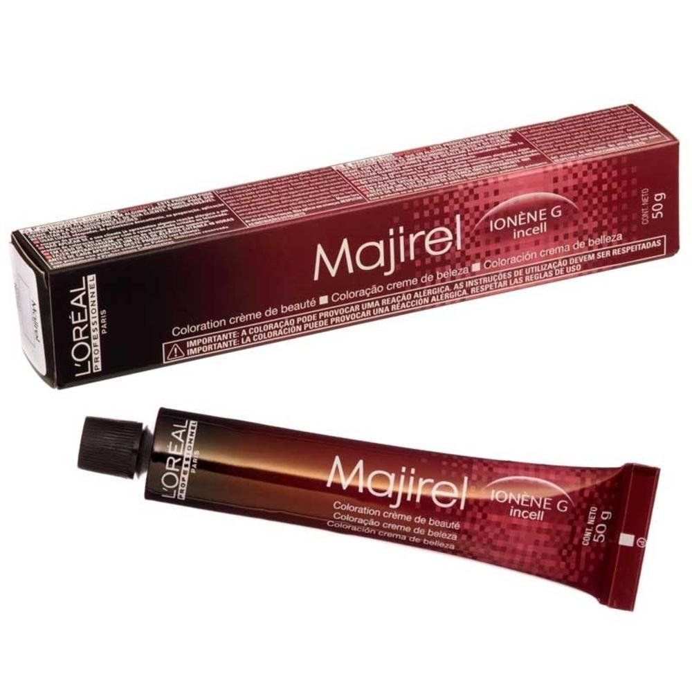 L'Oréal Tintura Creme Majirel Preto 1