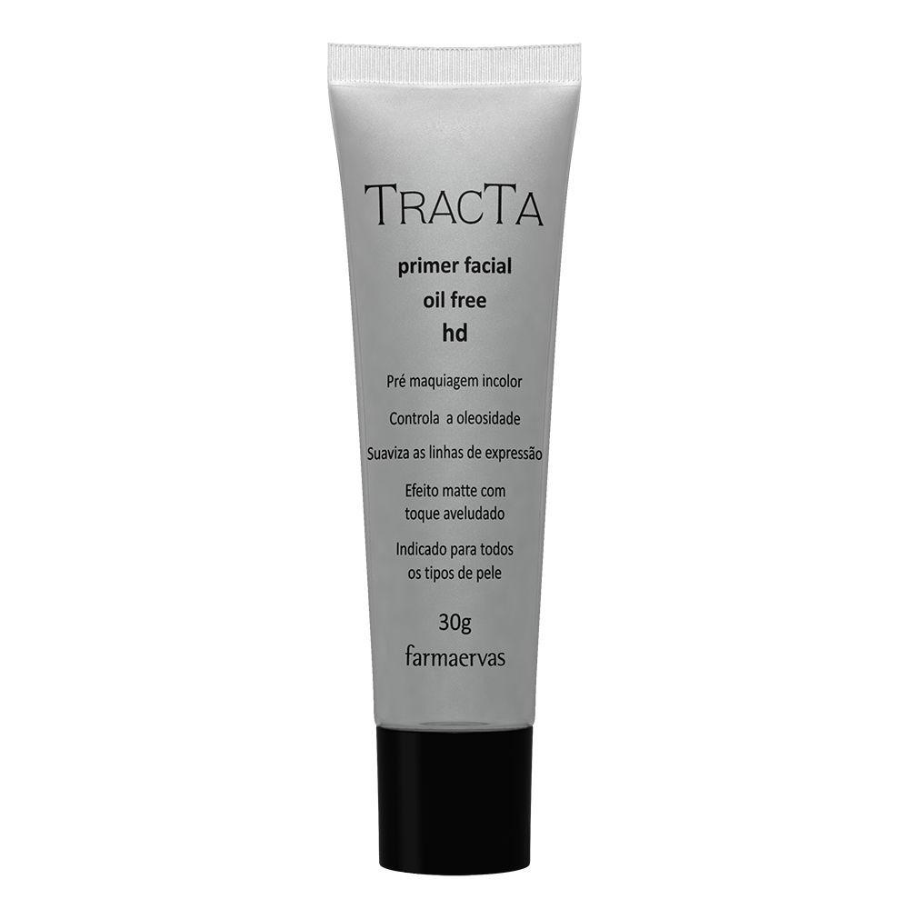 Tracta Primer Facial Oil Free Efeito Matte Hd 30g