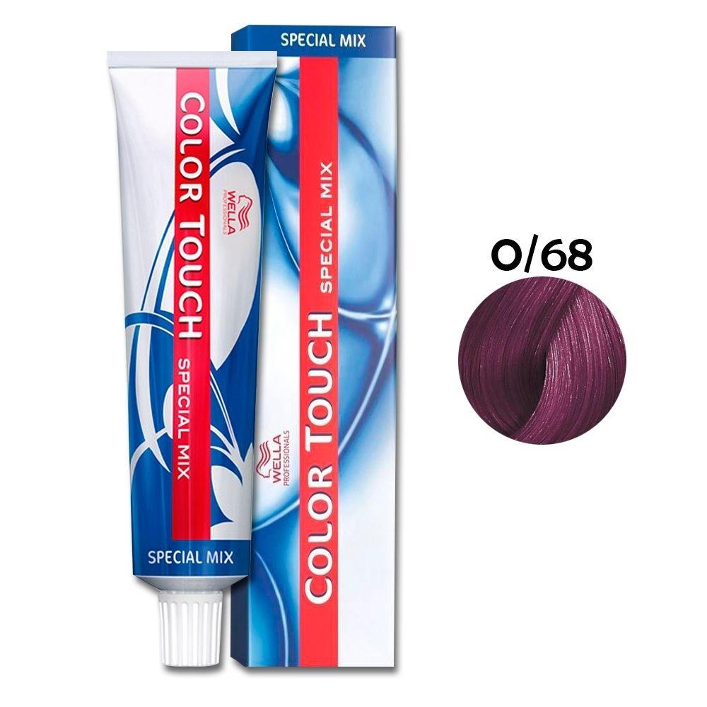 Wella Color Touch 0-68 Tonalizante Magic Quartzo 60g