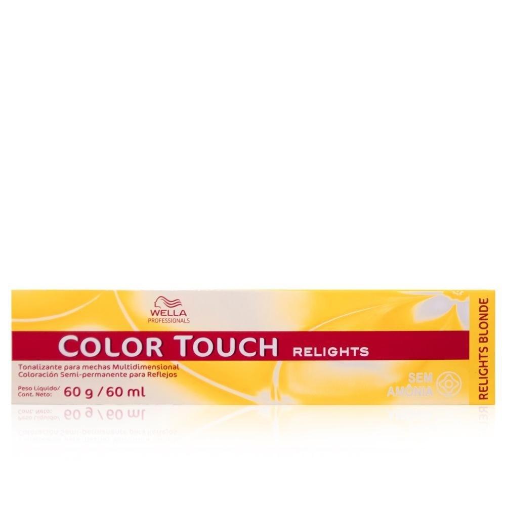 Wella Color Touch Relights /86 Perola Violeta - 60g