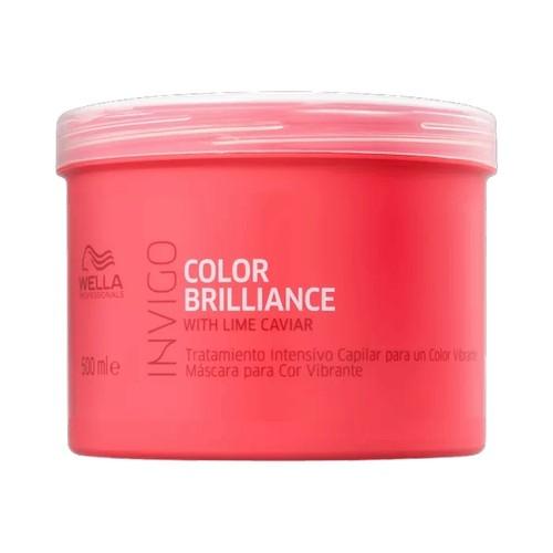 Wella Mascara Condicionante Color Brilliance 500ml
