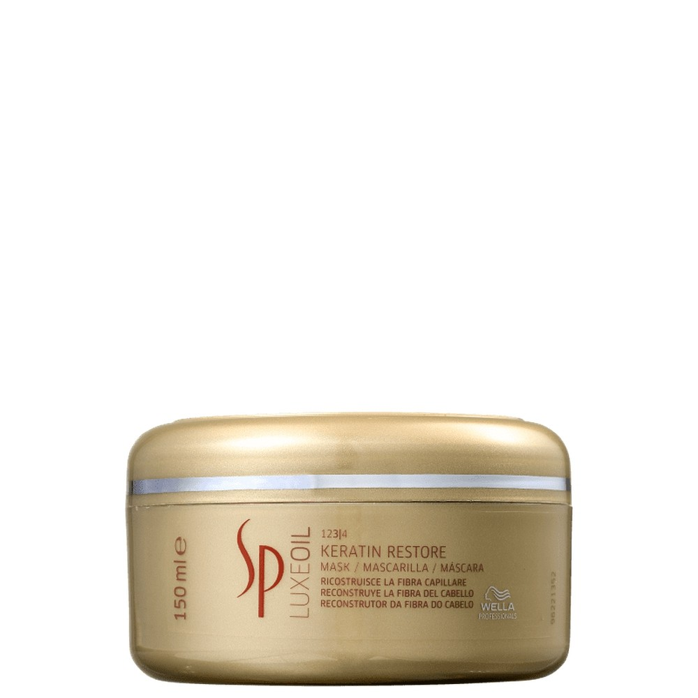Wella Mascara Luxe Oil Keratin Restore 150 ml