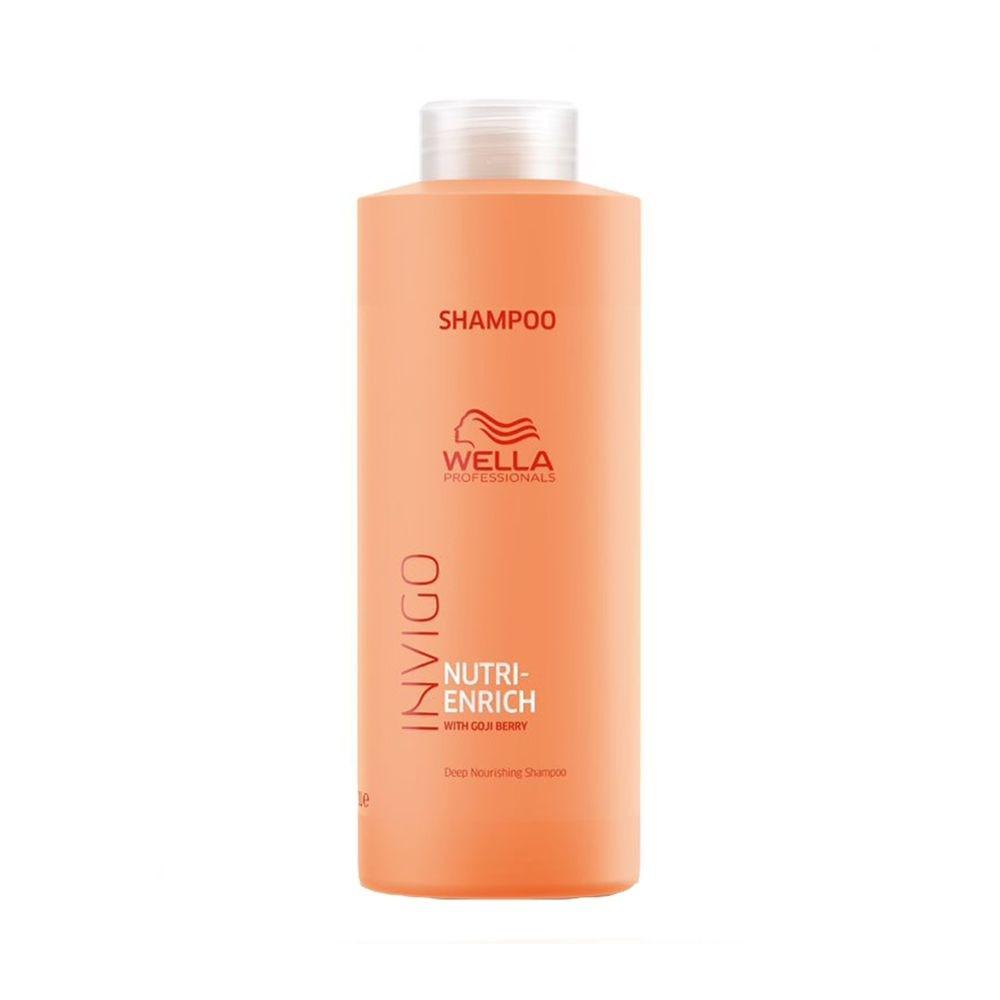 Wella Nutri-Enrich Shampoo 1L