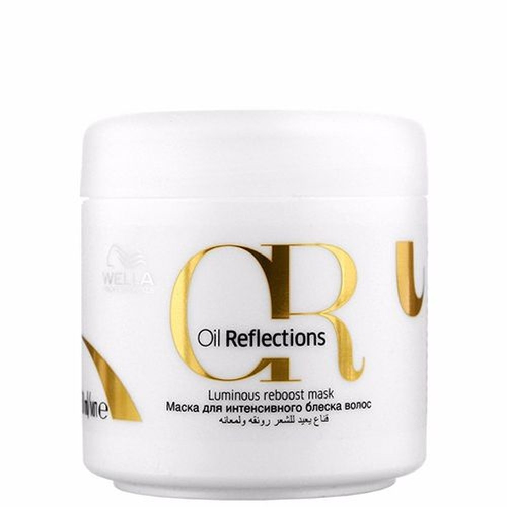 Wella Oil Reflections Luminous 150 ml - Máscara