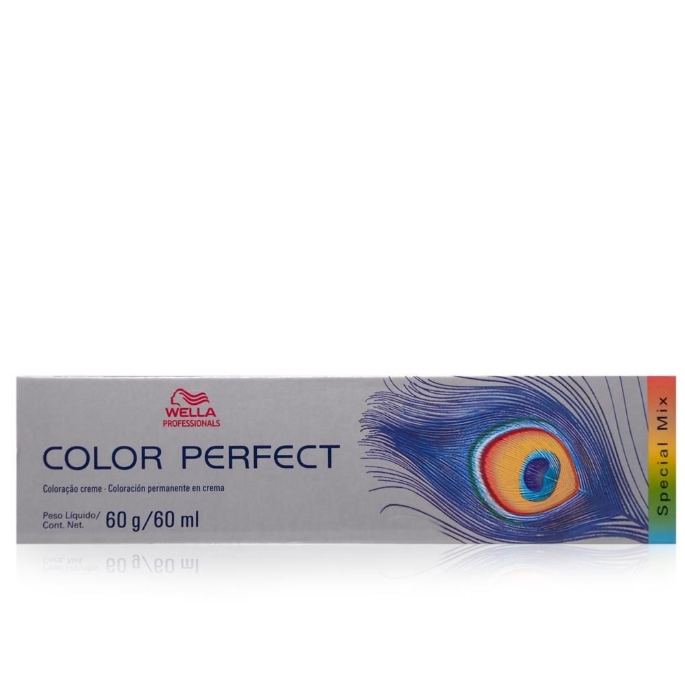 Wella Professionals Color Perfect Special Mix 0/22 Matte Intenso - Coloracao 60ml