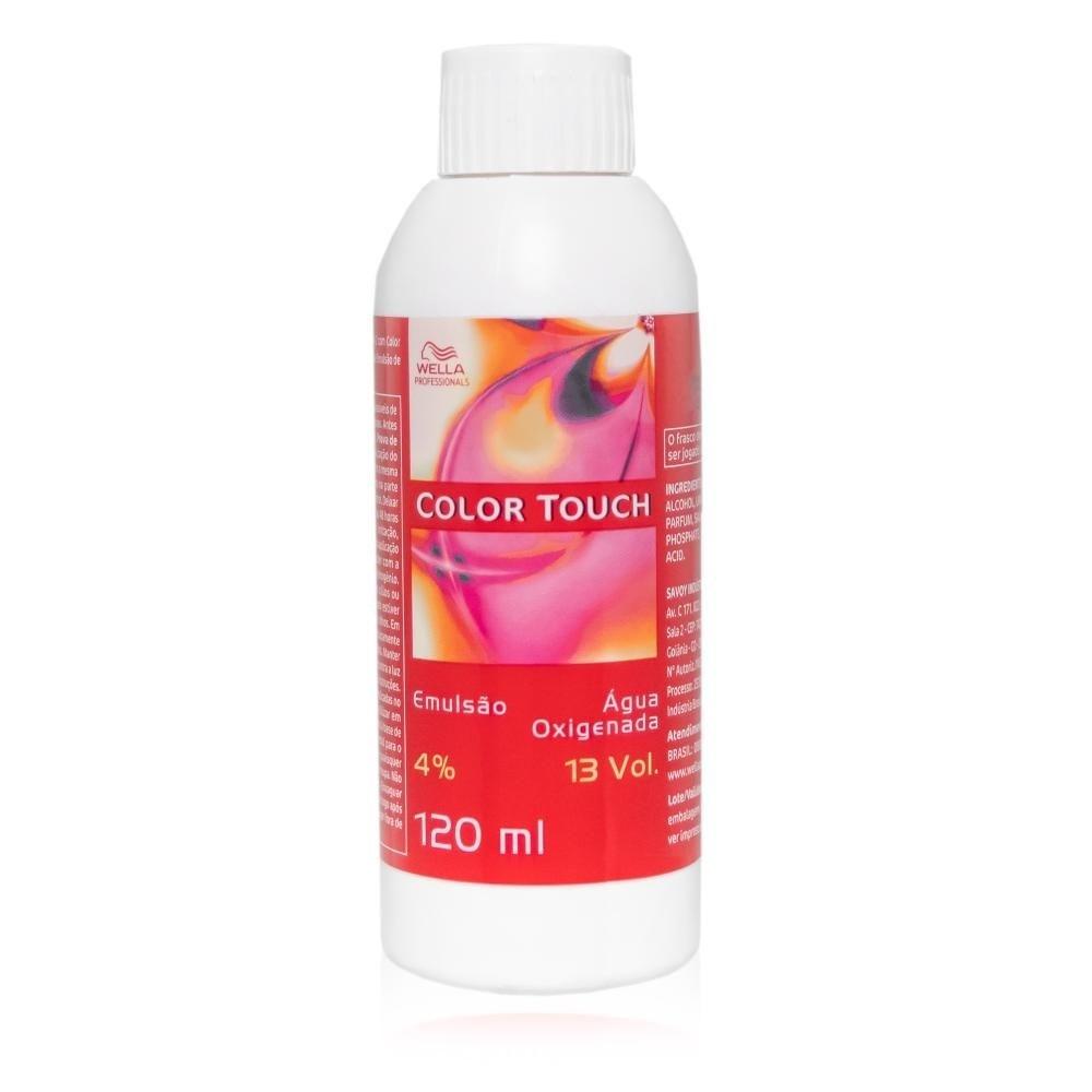 Wella Professionals Color Touch Emulsao Reveladora 4% - 13 Volumes 120ml