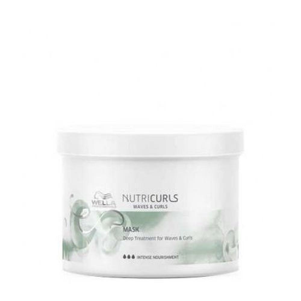 Wella Professionals Nutricurls - Máscara de Nutrição 500ml