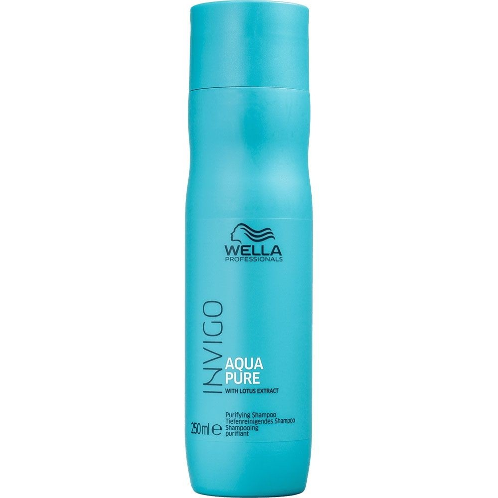 Wella Shampoo Invigo Balance Aqua Pure 250ml