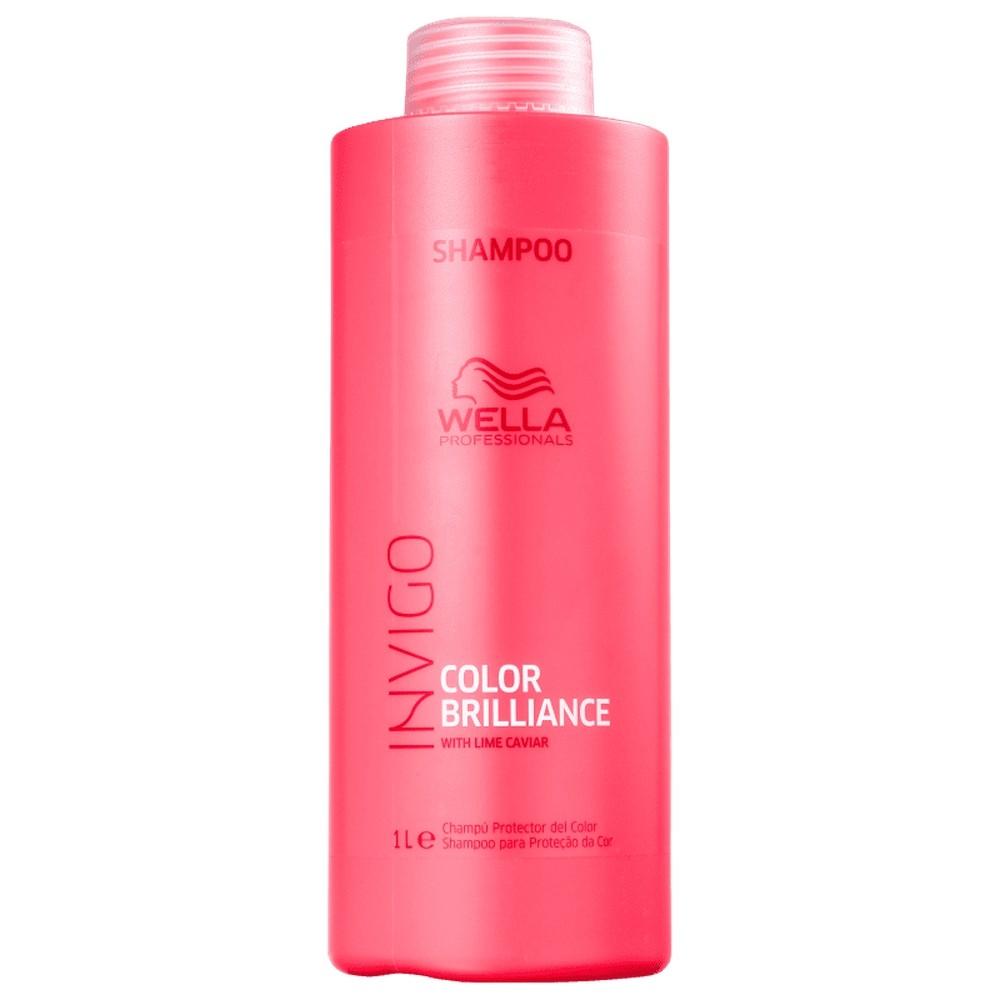 Wella Shampoo Invigo Color Brilliance 1000ml
