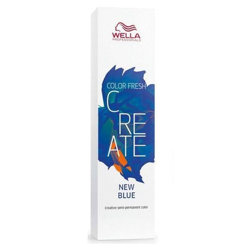 Wella Tintura Color Fresh Create New Blue - 60g