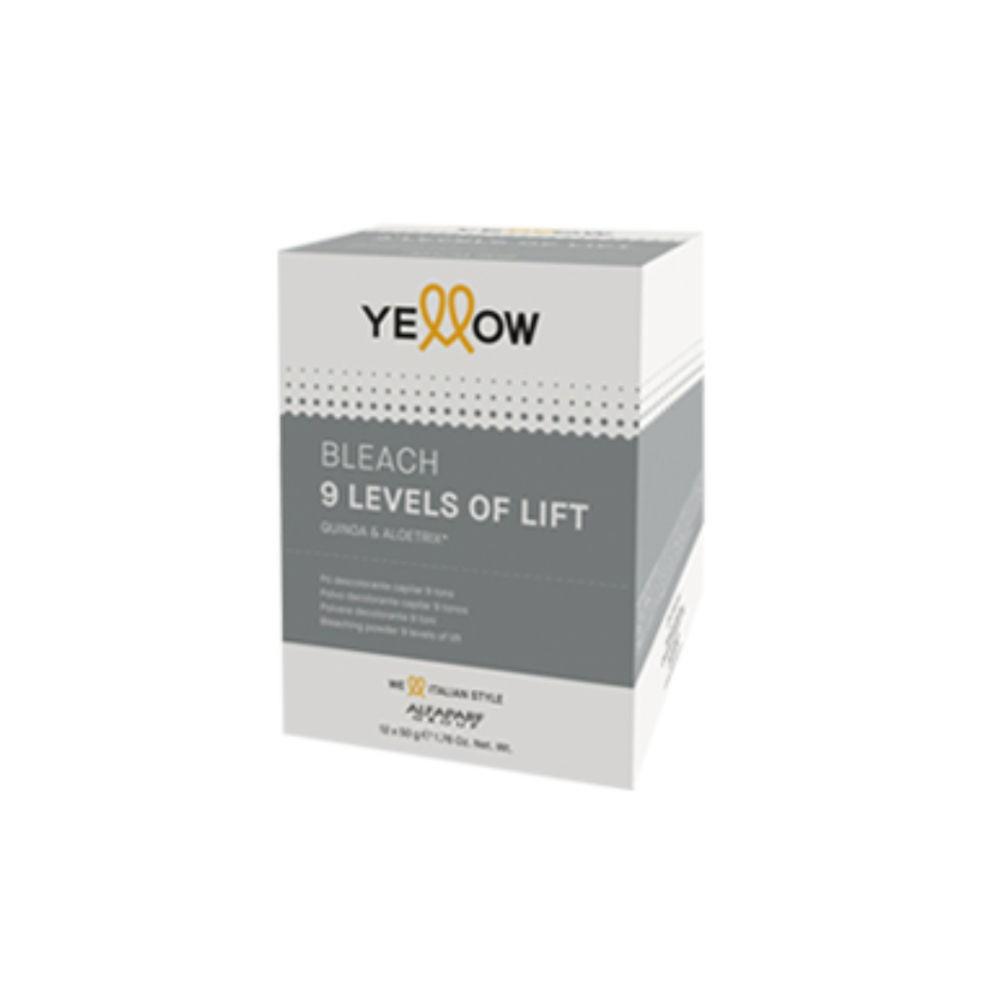 Yellow Bleach - Pó descolorante 9 tons - Unidade