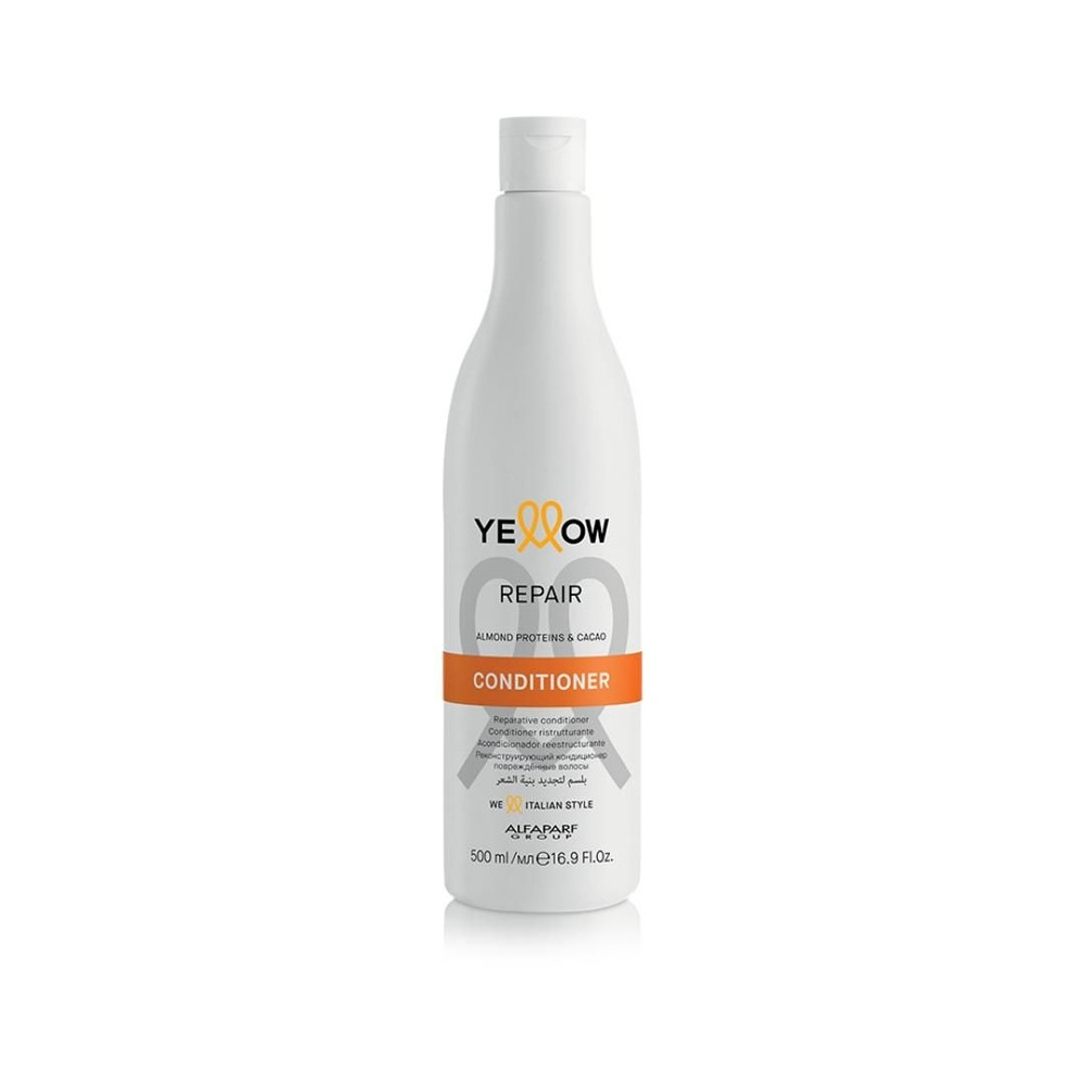 Yellow Condicionador Repair Amêndoa Manteiga De Cacau 500 ml