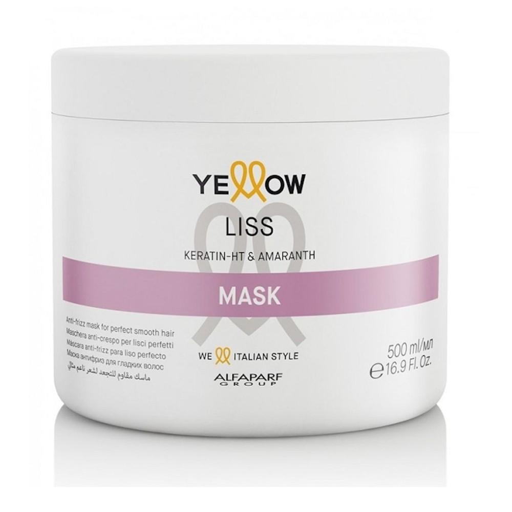 Yellow Máscara Condicionadora Liss 500 ml
