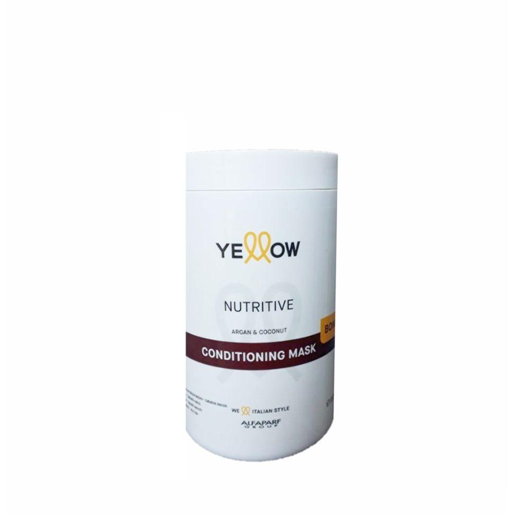 Yellow Máscara Nutritive 1l