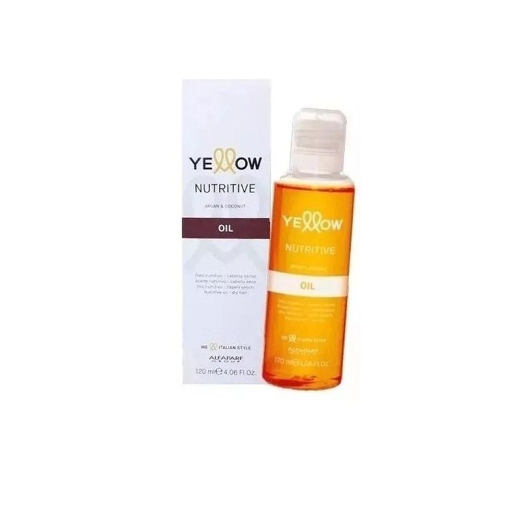 Yellow Nutritive Oil 120ml