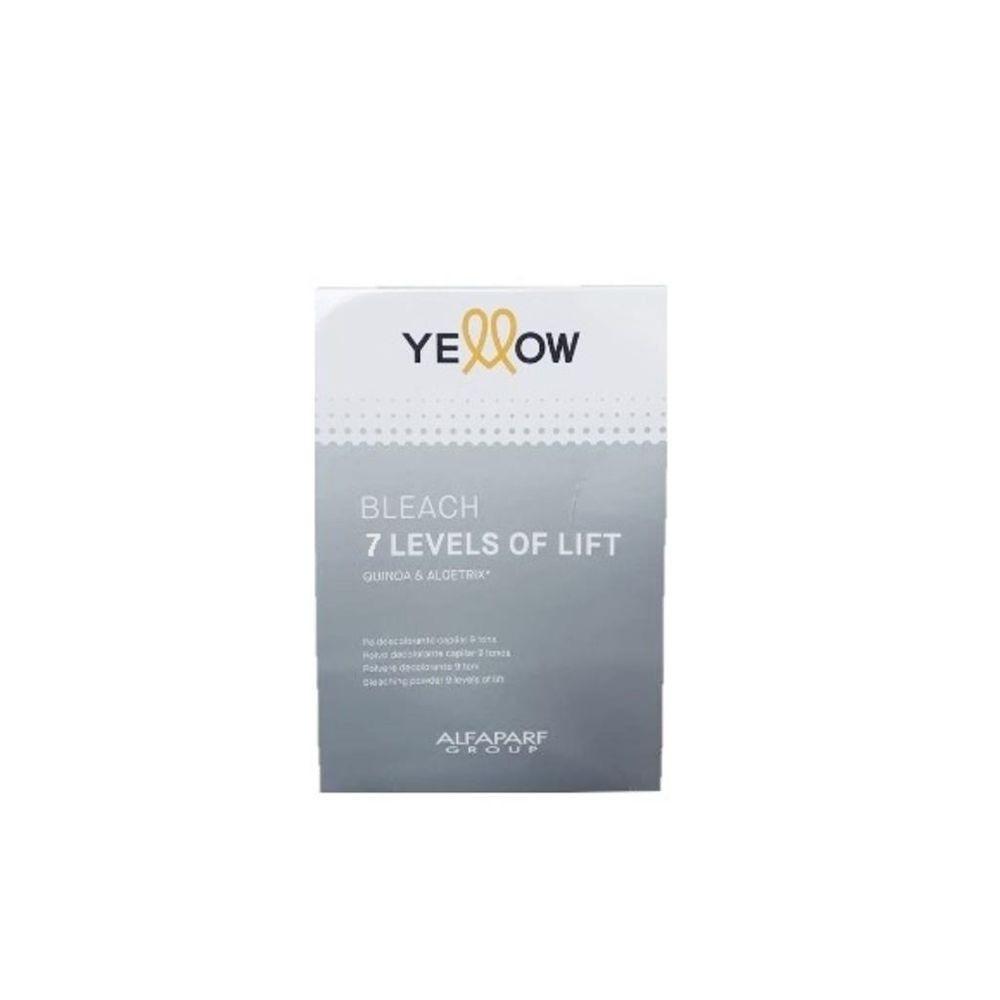 Yellow Sache Pó Descolorante 9 Tons 50g