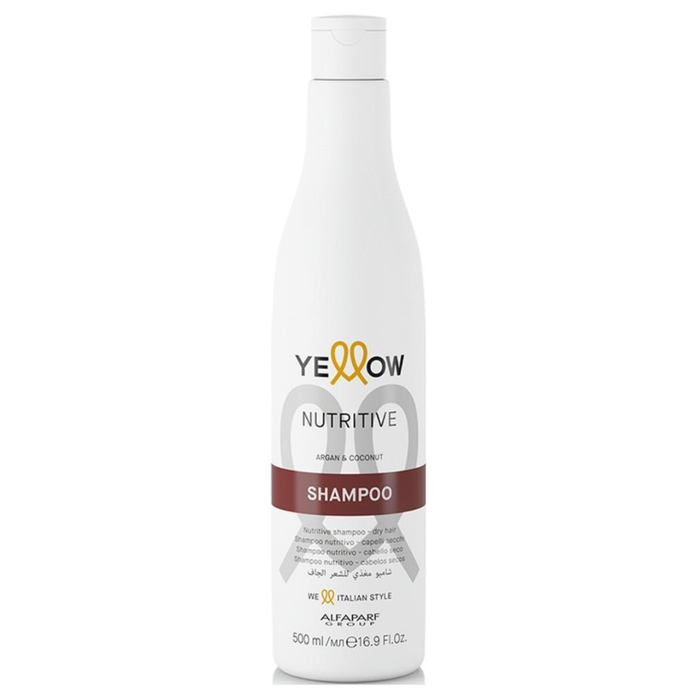 Yellow Shampoo Hidratante Nutritive 500ml