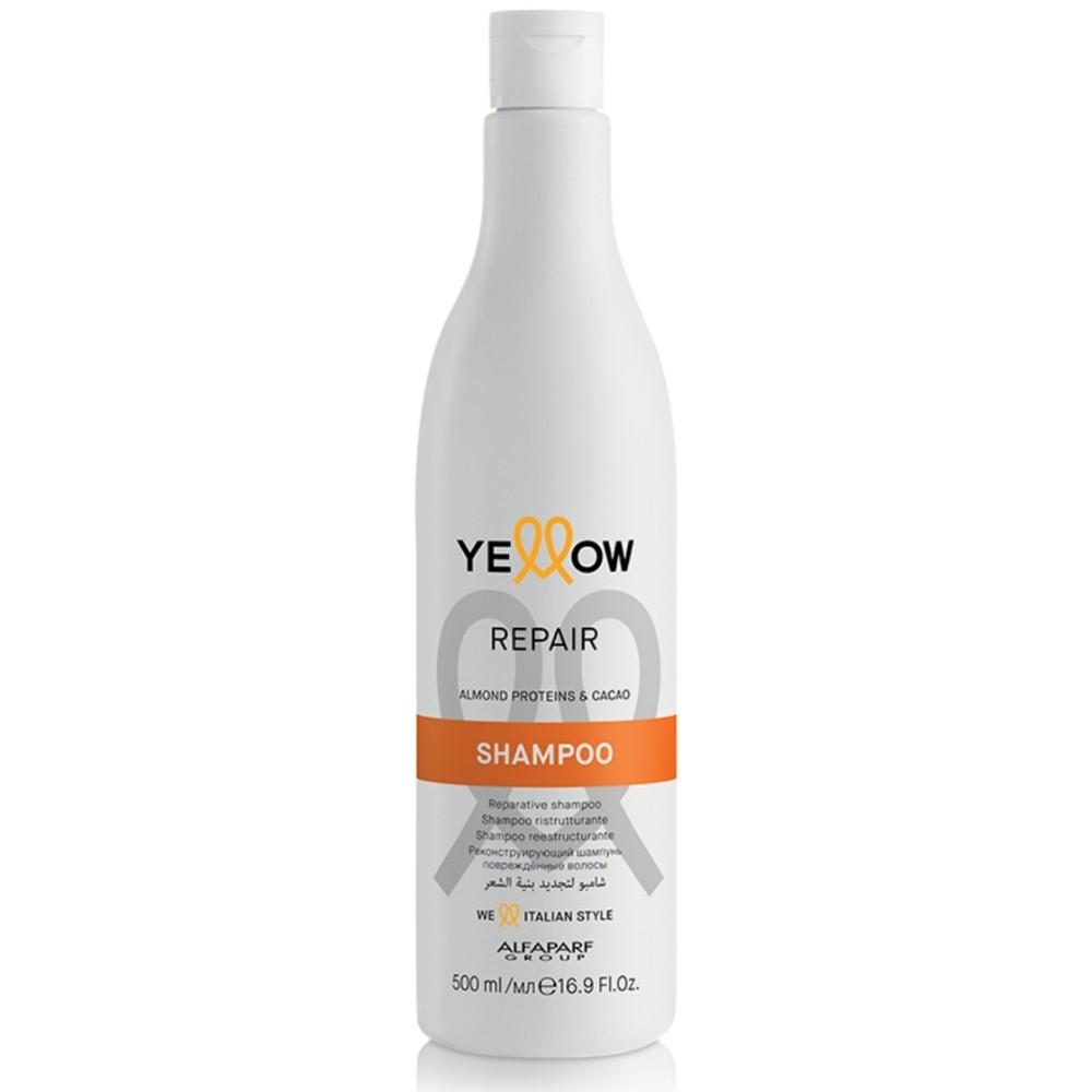 Yellow Shampoo Reparador Repair 500 ml