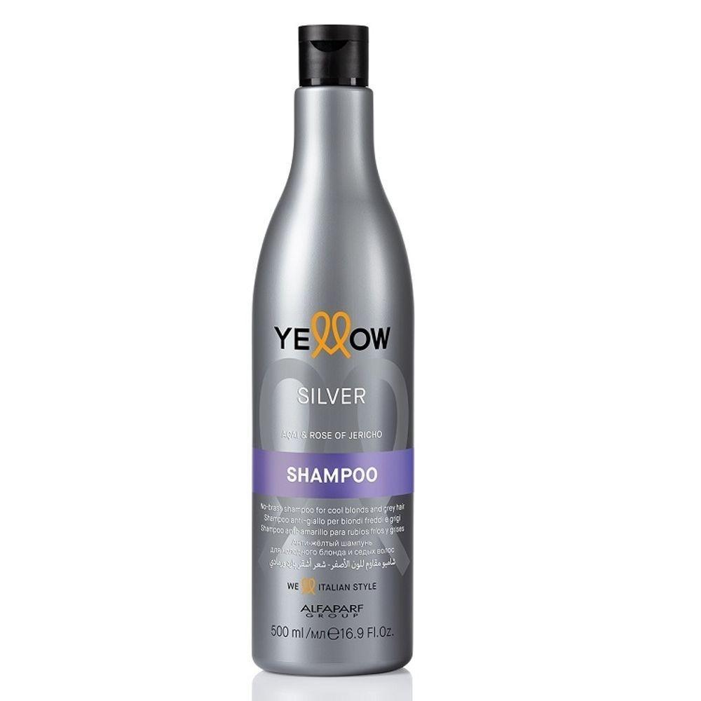 Yellow Shampoo Silver 500ml