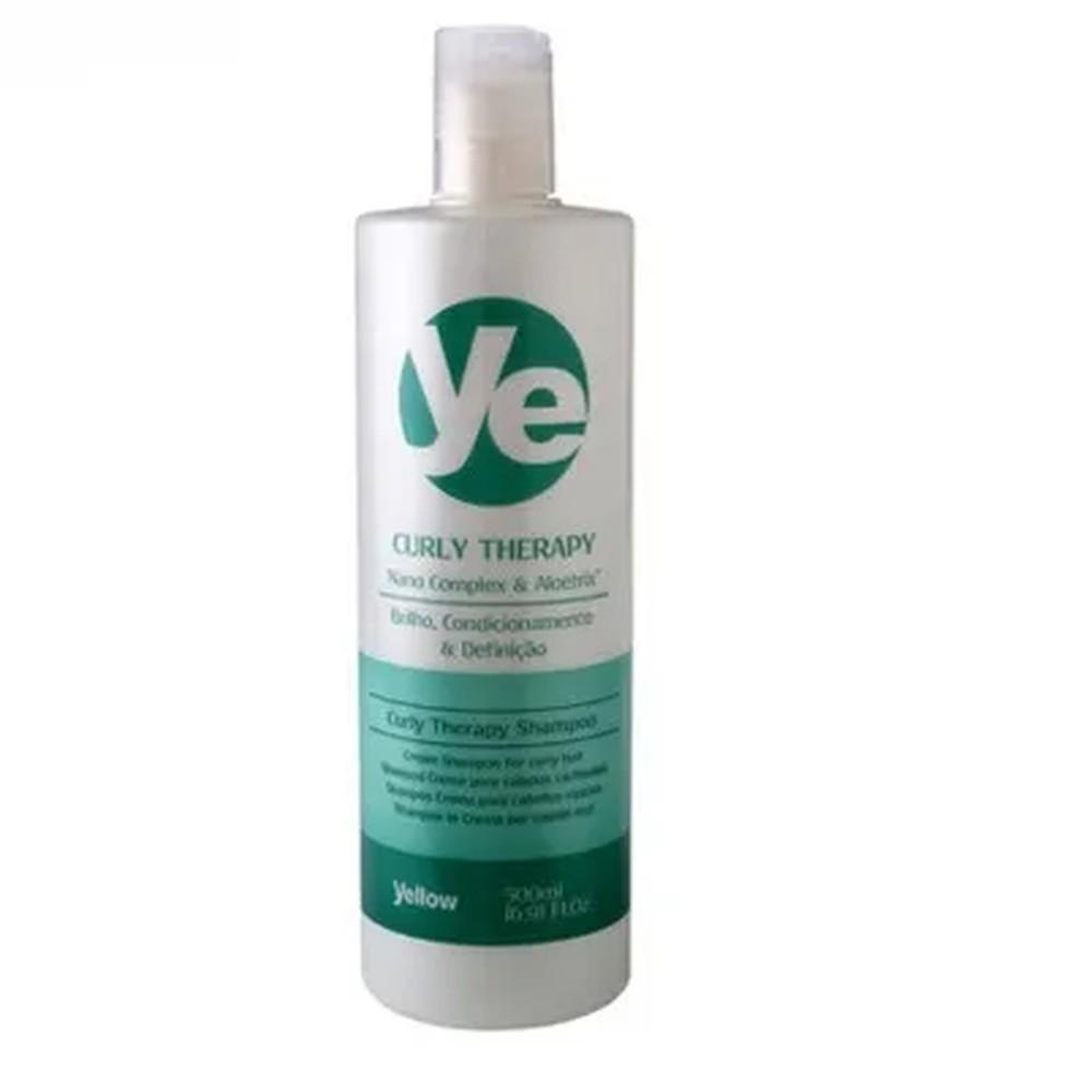 Yellow Ye Curly Therapy Shampoo 500ml