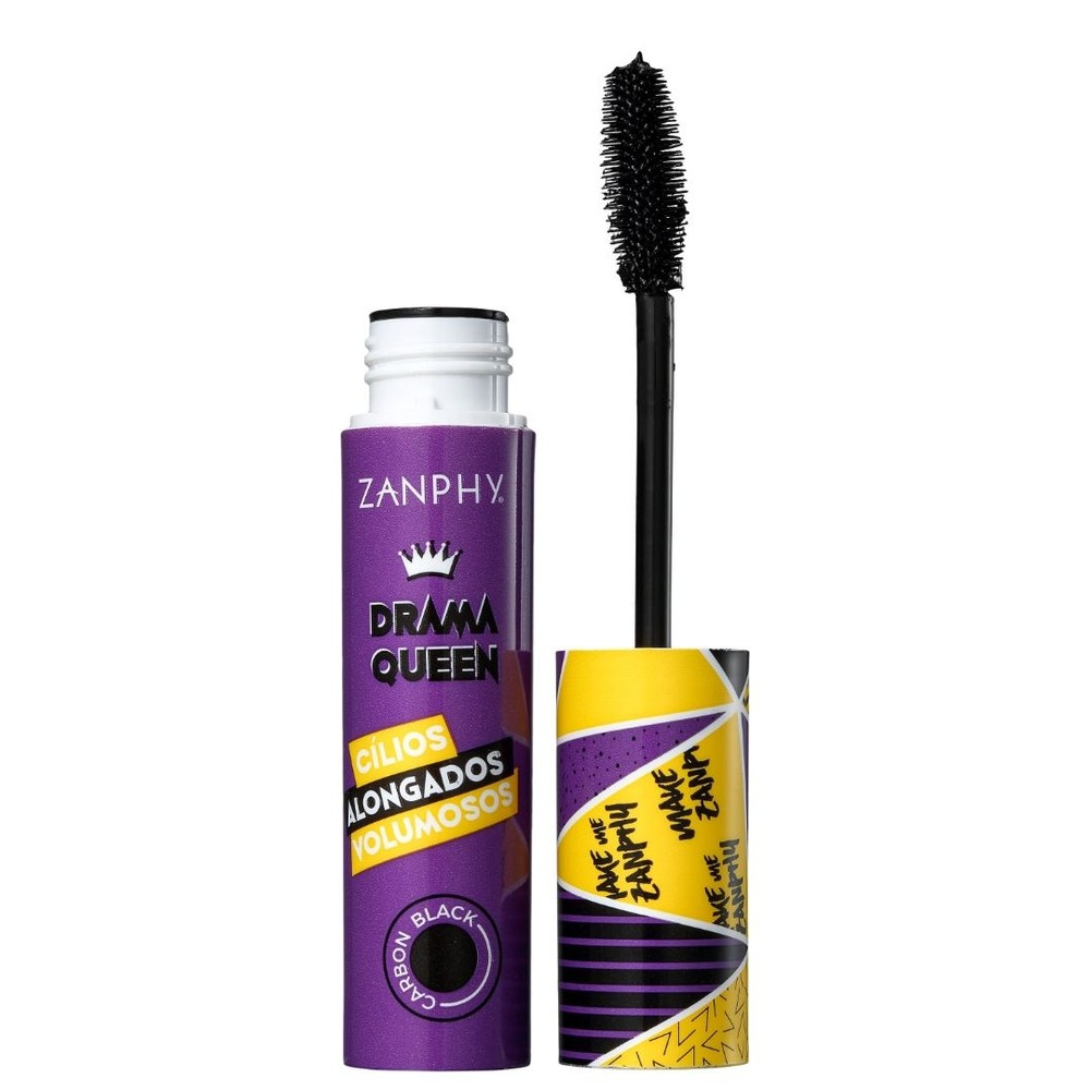 Zanphy Drama Queen - Máscara para Cílios 6ml