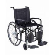 Cadeira de Rodas Dobrável Com Elevação De Panturrilha - 301P-I