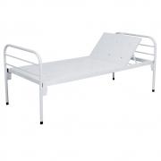 Cama Hospitalar Simples Com Cabeceira Móvel - SLT
