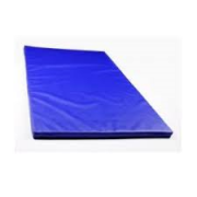 Colchonete De Espuma Napa Azul D23 1,00 X 0,55 X 0,02