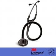 Estetoscópio Littmann Master Cardiology 2176 Smoke Finish Preto Fosco - 3M