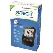 Medidor de Glicose Glicosímetro Lite - G-Tech