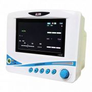 Monitor de Sinais Vitais Multiparamétrico MX500 ECG SpO2 PNI RESP. 2-TEMP
