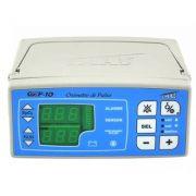 Oxímetro de Pulso Adulto de Mesa com Alarme OxP10 - Emai