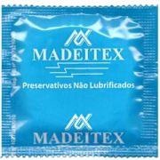 Preservativo Não Lubrificado Para Ultrasom Cx 144Un - Madeitex