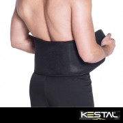 Suporte para Bolsa Térmica Gel Lombar (KSN025) - Kestal