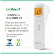 Termômetro Digital Infravermelho Sem Contato Ref. E127 - Bioland