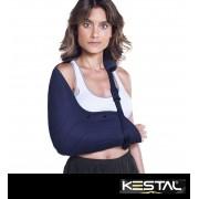 Tipóia Velpeau Estofada Bilateral Azul (KSN027) - Kestal