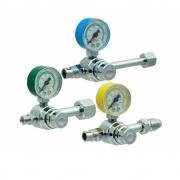 Válvula Reguladora Para Cilindro de Gases com 1 Saída - Unitec