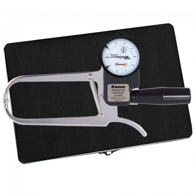 Adipômetro Plicômetro Científico Classic AD1007 - Sanny
